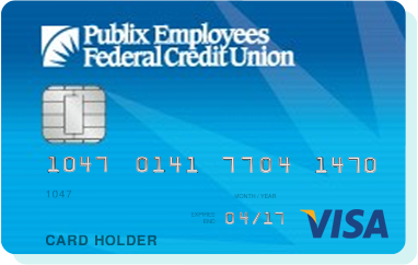 Cards | Publix Employees Federal Credit Union